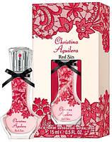 Christina Aguilera Red Sin  EDP 15 ml Парфюмированная вода (оригинал подлинник  Германия)