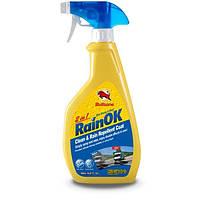 Bullsone RainOK жидкость 80 ml - водоотталкивающее средство для боковых зеркал (антидождь)