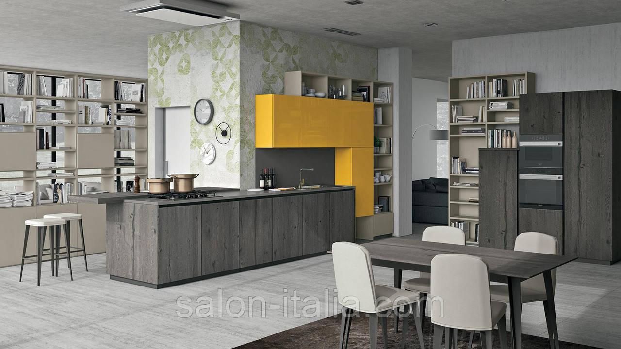 Кухня Oltre Lux, LUBE (Італія)