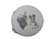 Детский бубен (15 см) разные рисунки