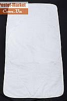Детский льняной наматрасник в хлопковой ткани (60х120)