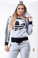 Спортивный костюм женский большие размеры (цвета) СЕВ637-1