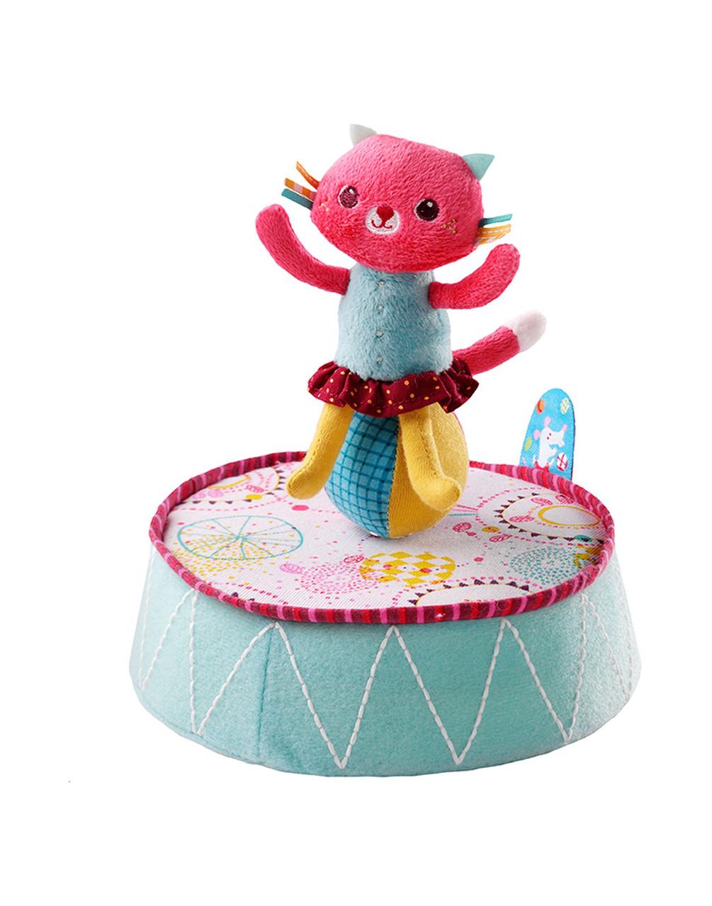 Lilliputiens - Музыкальная игрушка кошечка Колетт