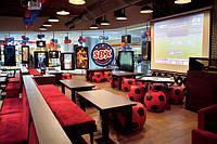 """Футбол на большом 120"""" экране - проекционный комплект для бара, кафе, ресторана, фото 1"""