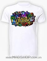 Футболка GeekLand Лига Легенд League of Legends LL.01.01