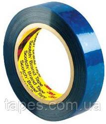 3M 8995 термолента, темно-синий, 9мм х 66м х 0,06мм