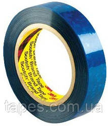 3M Термоскотч 8901, темно-синий, 10мм х 66м х 0,06мм