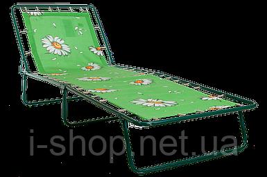 Кровать металлическая раскладная «Стефания» жесткая с85а