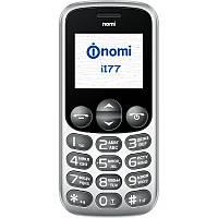 Мобільний телефон Nomi i177 Metal Grey