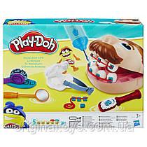 Набор для творчества и пластилин Мистер Зубастик (2016) Play-Doh