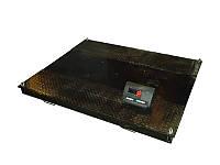 Платформенные весы ВЭСТ-1500А12E