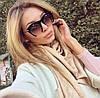 Солнцезащитные очки Миу Миу черные