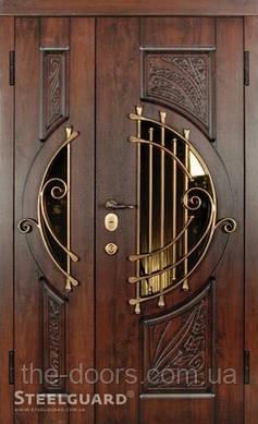 Дверь входная  Soprano полуторная Steelguard