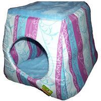Дом лежак для собак и кошек Лорд 36*36*32