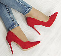 Женские туфли Khaleesi red, фото 1