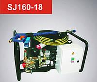 Стационарный аппарат высокого давления воды без нагрева SkyRack SJ160-18