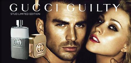 Gucci Guilty Stud Limited Edition Pour Femme туалетная вода 75 ml. (Гуччи Гилти Студ Пур Фемме), фото 3