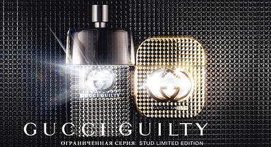 Gucci Guilty Stud Limited Edition Pour Femme туалетная вода 75 ml. (Гуччи Гилти Студ Пур Фемме), фото 2