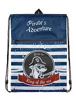 Сумка для обуви с карманом Pirate's Adventure Kite K15-601-8K