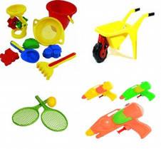 Летние игрушки