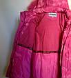 Куртка удлиненная снежинка, фото 8