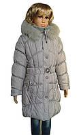 Пальто ромашка
