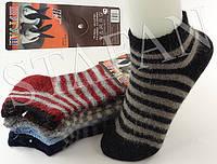 Ангоровые женские носочки Шугуан D B2087 Z. В упаковке 6 пар