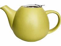 Чайник заварник керамический 1400мл SFY-T001L-MGR Olaff