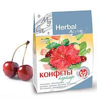 "Конфеты ""Каркаде""со вкусом вишни"