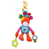 Игрушка для коляски и кроватки Жираф Baby mix