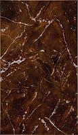 Плитка для стены InterCerama PIETRA 230х400 коричневая темная