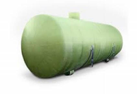 Резервуар наземный для технической воды 4000л