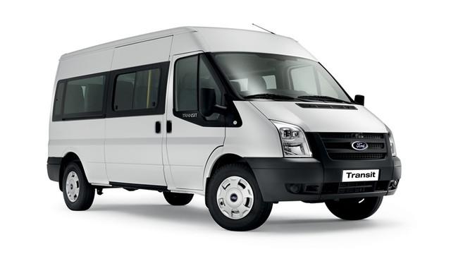 Ford Transit 2001-2014