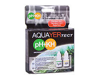 AQUAYER тест pH+КН для аквариума