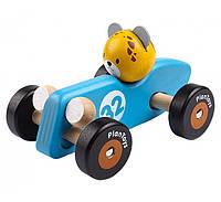 Деревянная игрушка Plan Тoys - Гепард-гонщик