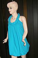 Эксклюзивное платье-туника S M