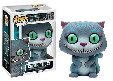 Чеширский кот виниловая фигурка мф Алиса в стране чудес / Cheshire Cat Alice in Wonderland Funko POP