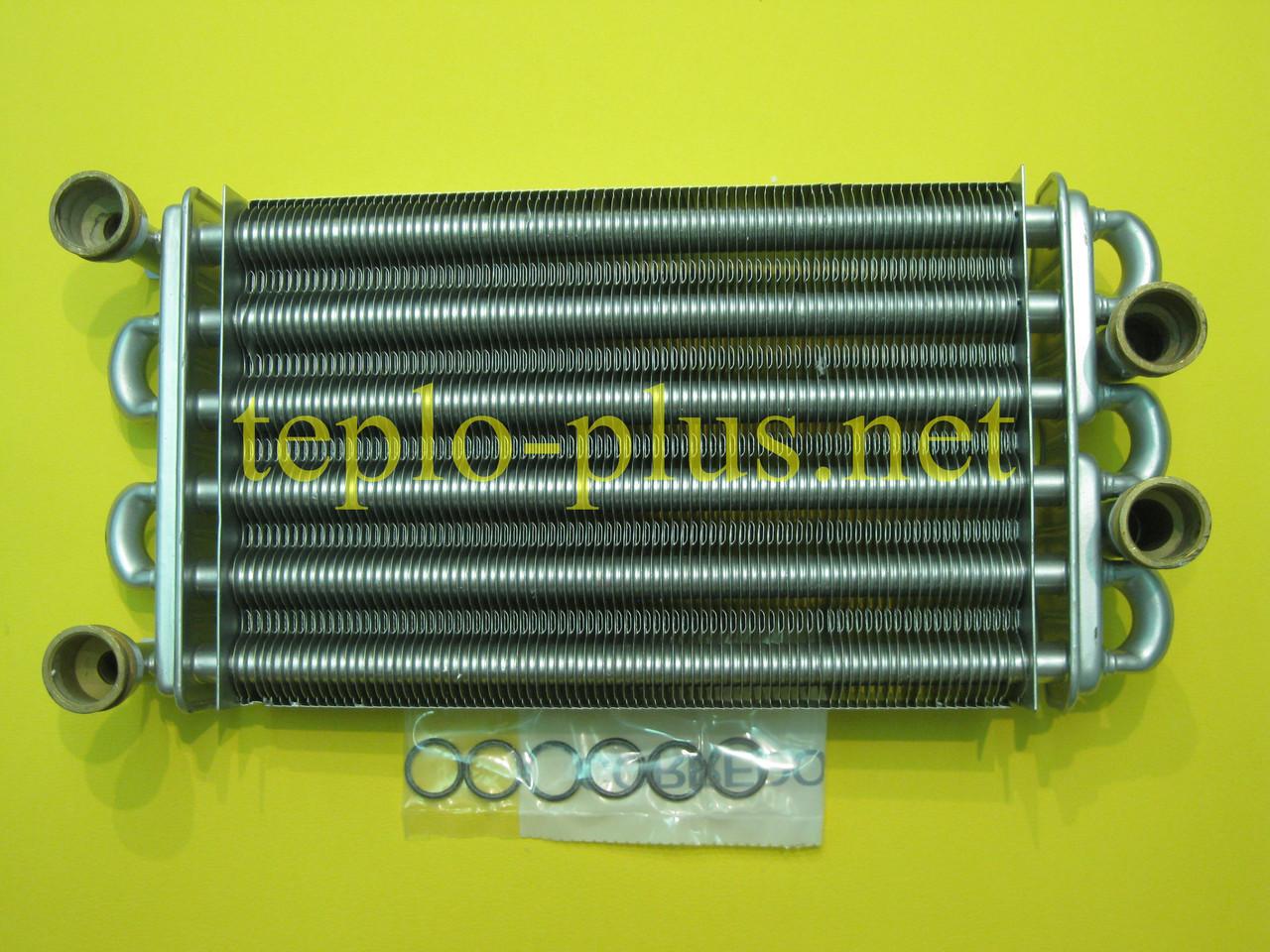 Теплообменник для baxi main 24i Паяный теплообменник ECO AIR LB 754 Братск