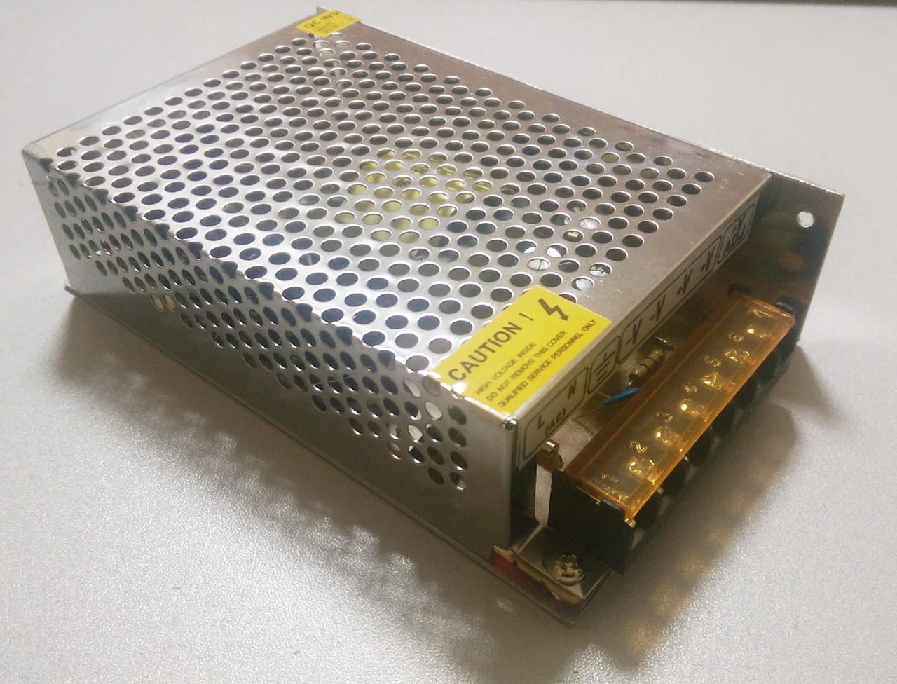 Блок питания МТК 12V 15А 180W