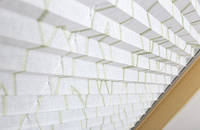 Плиссированная штора APS 55х78