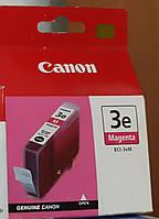 Картридж струйный для принтера Canon 3e Magenta BCI-3eM