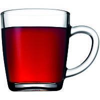 Стеклянная чашка pasabahce 55531 350 мл basic