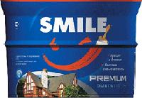 Эмаль алкидная белая Smile  PREMIUM