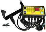 Комплект піддуву (Вентилятор WPA-120+контролер ATOS) автоматика для твердопаливного котла, фото 5