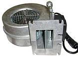 Комплект піддуву (Вентилятор WPA-120+контролер ATOS) автоматика для твердопаливного котла, фото 6
