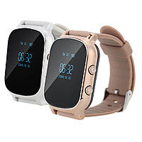Умные часы с GPS трекером. Smart GPS watch T58.