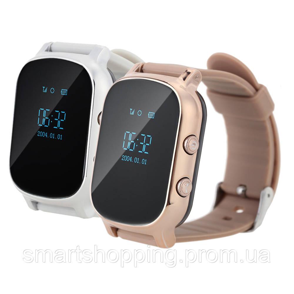 Умные часы с GPS трекером. Smart GPS watch T58.  - Интернет-магазин  «Smartshopping» в Киеве