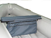 Сумка-багажник под сиденье с мягкой накладкой (120х20х4)