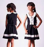 Сарафаны и платья школьные на девочку