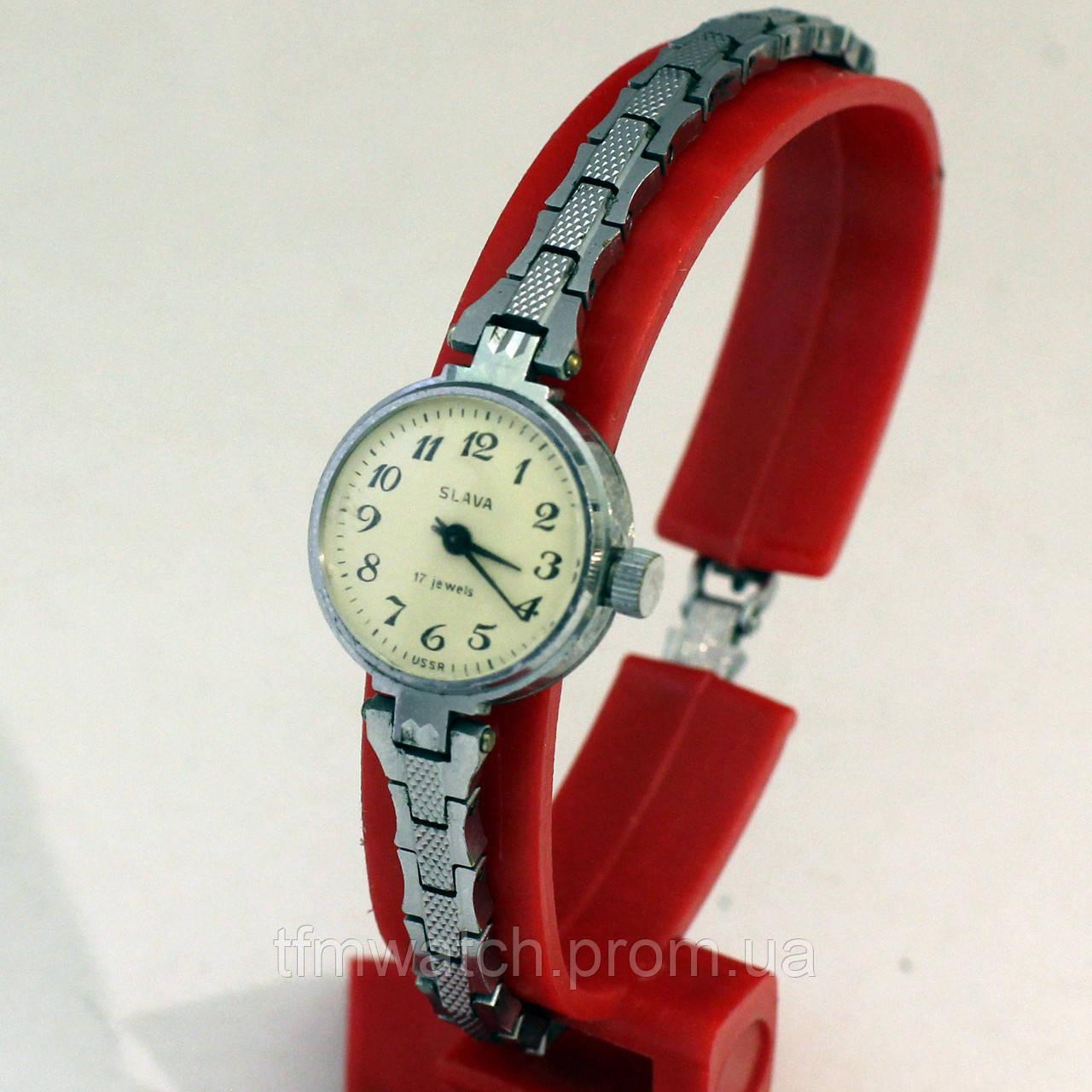 Slava USSR женские часы
